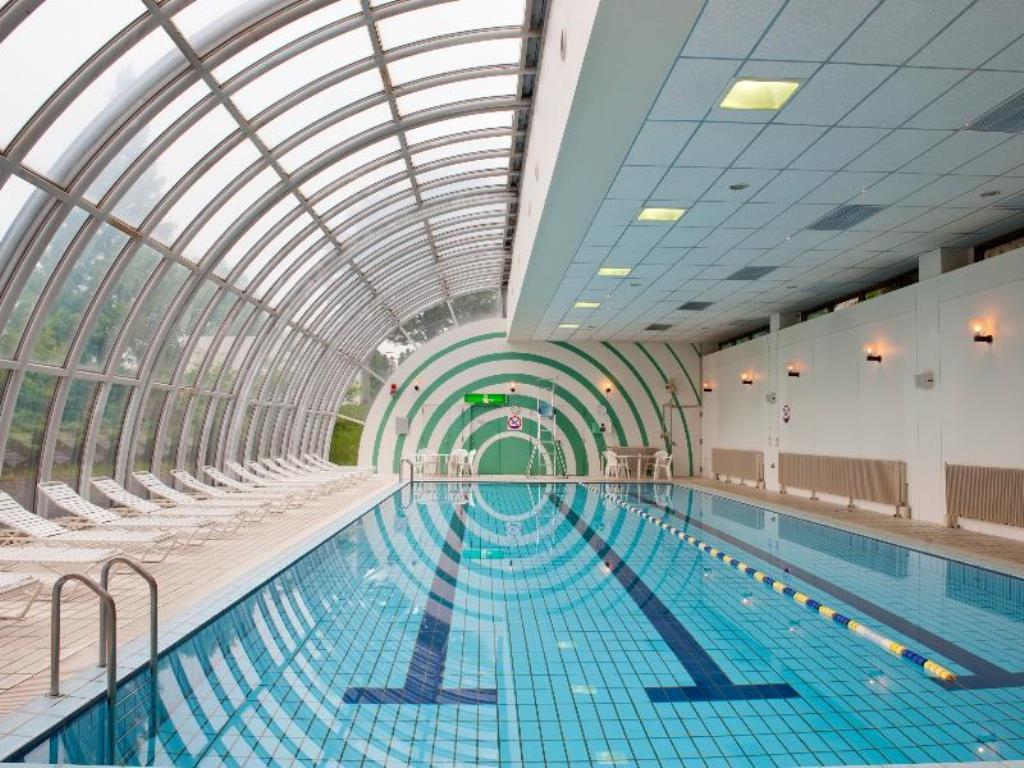 ANAクラウンプラザホテル成田のプール