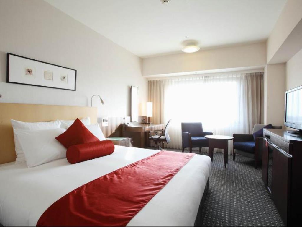 ANAクラウンプラザホテル成田のスタンダードクイーンルーム