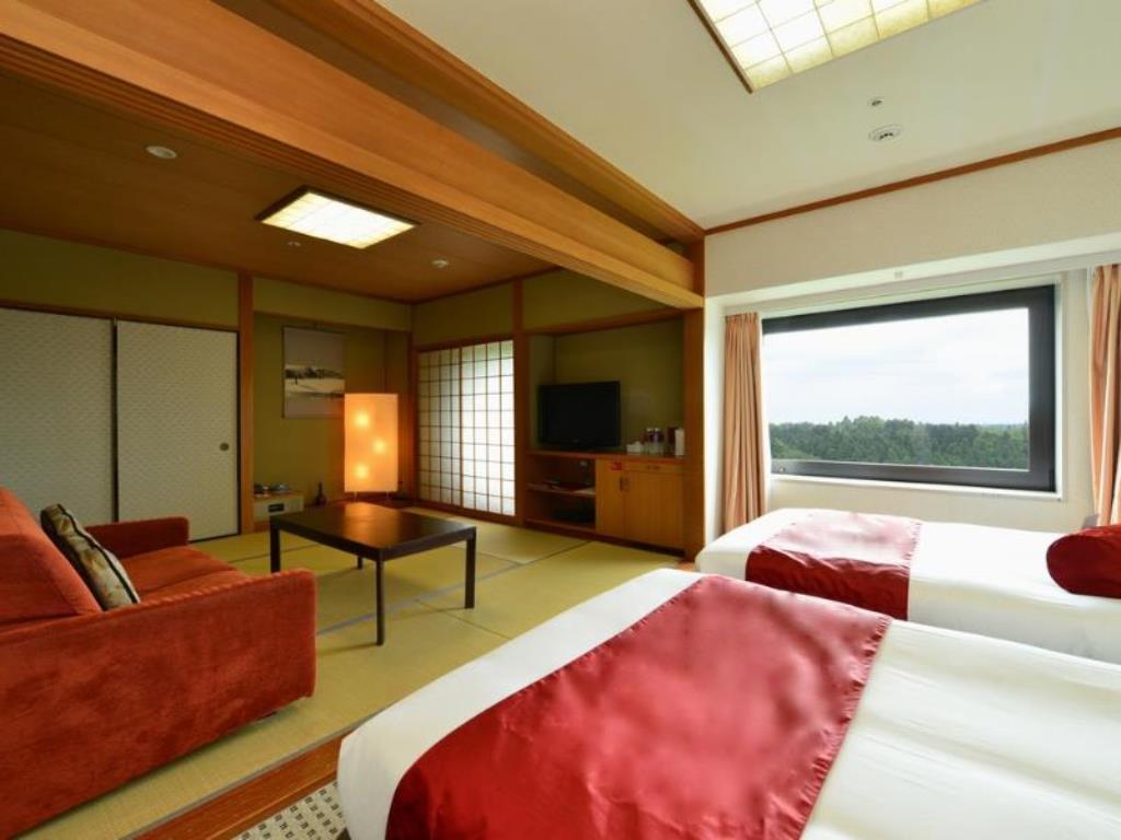 ANAクラウンプラザホテル成田のスイートルーム
