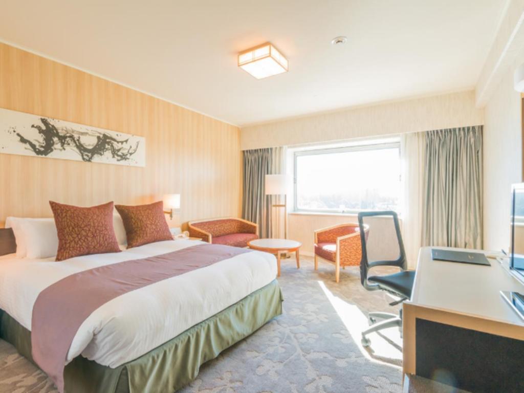 ホテル日航成田のエグゼクティブクイーンルーム