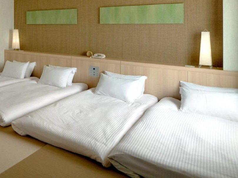 ホテル日航成田のファミリールーム