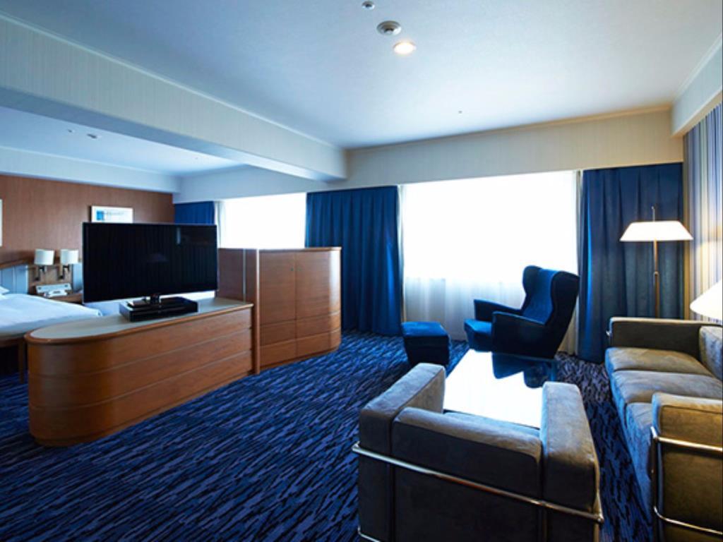 ホテル日航成田のジュニアスイートツインルーム