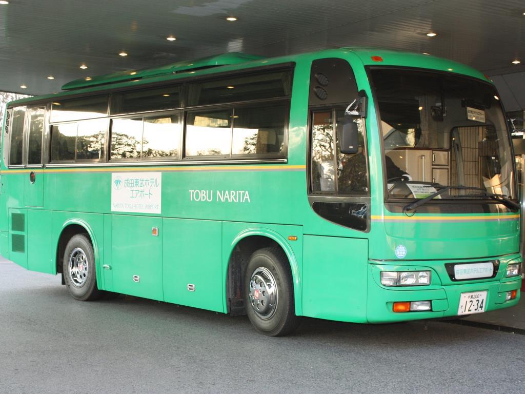 成田東武ホテルエアポートのシャトルバス