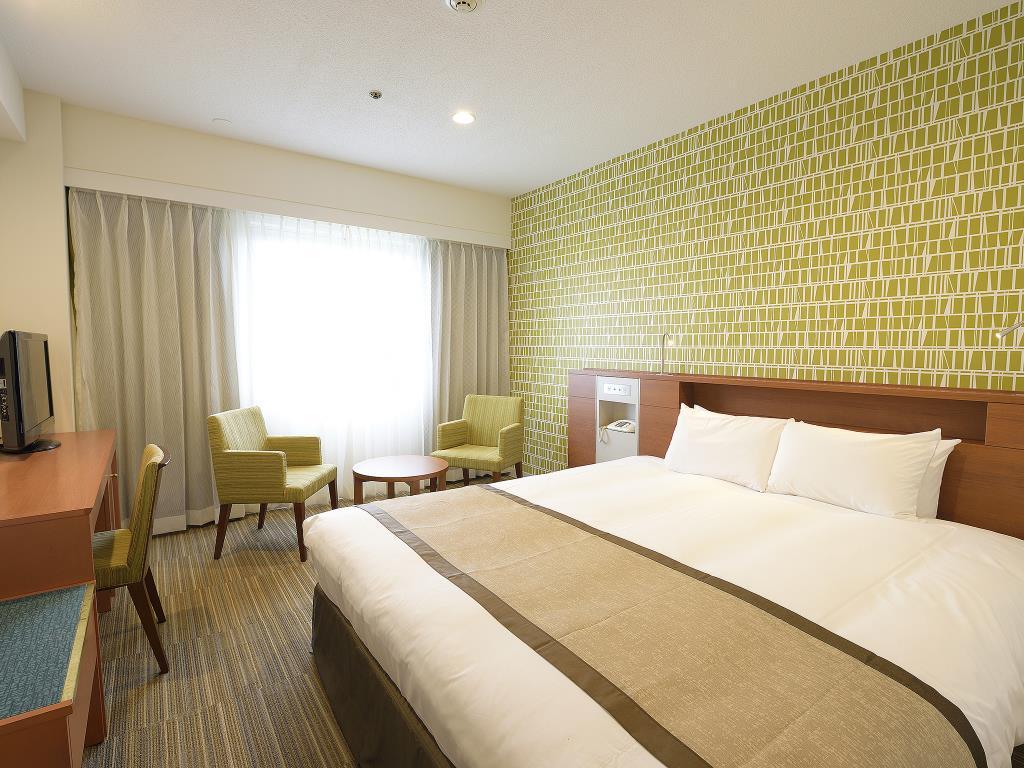 成田東武ホテルエアポートのスタンダードダブルルーム