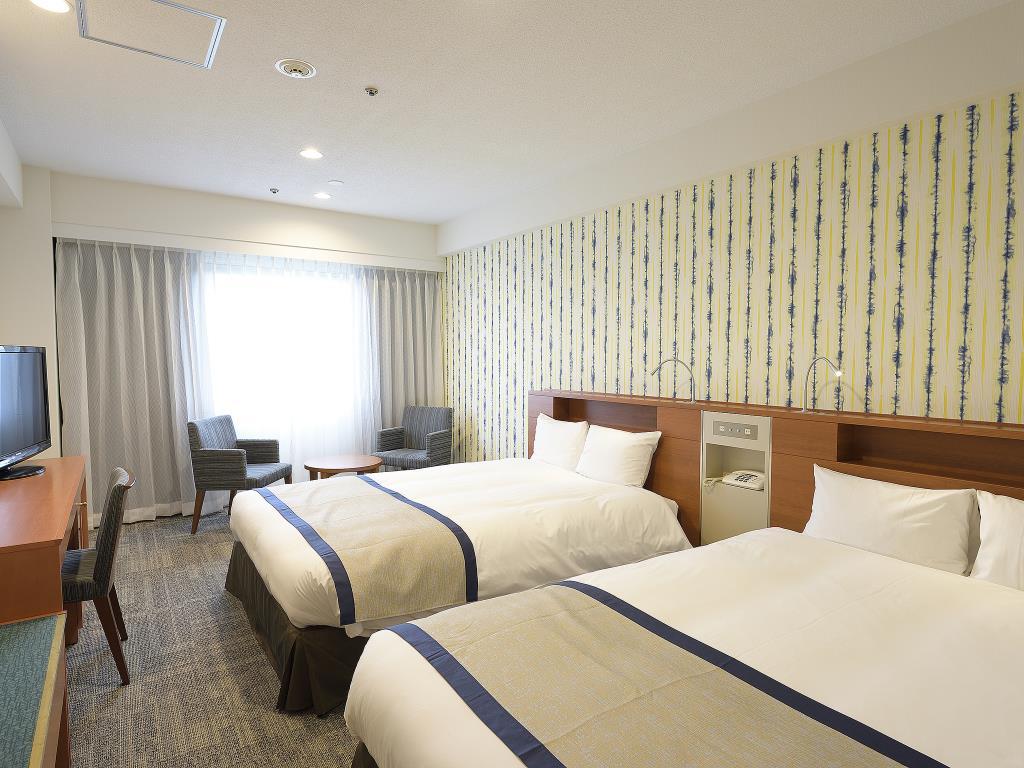 成田東武ホテルエアポートのスタンダードツインルーム
