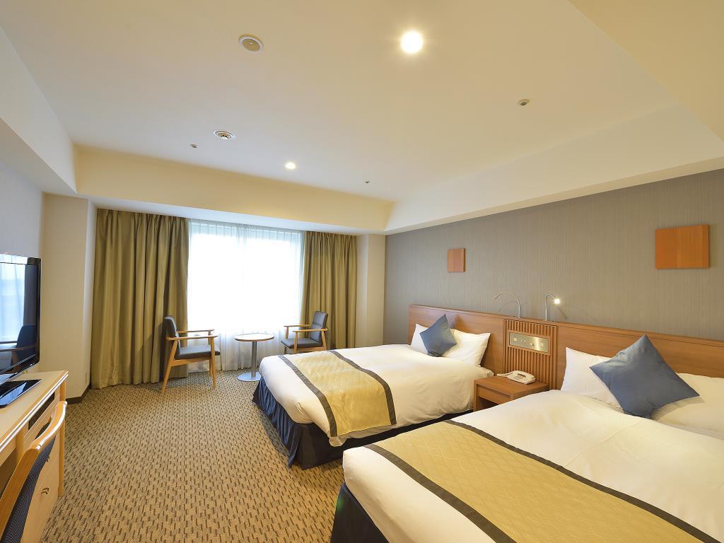 成田東武ホテルエアポートのスーペリアツインルーム