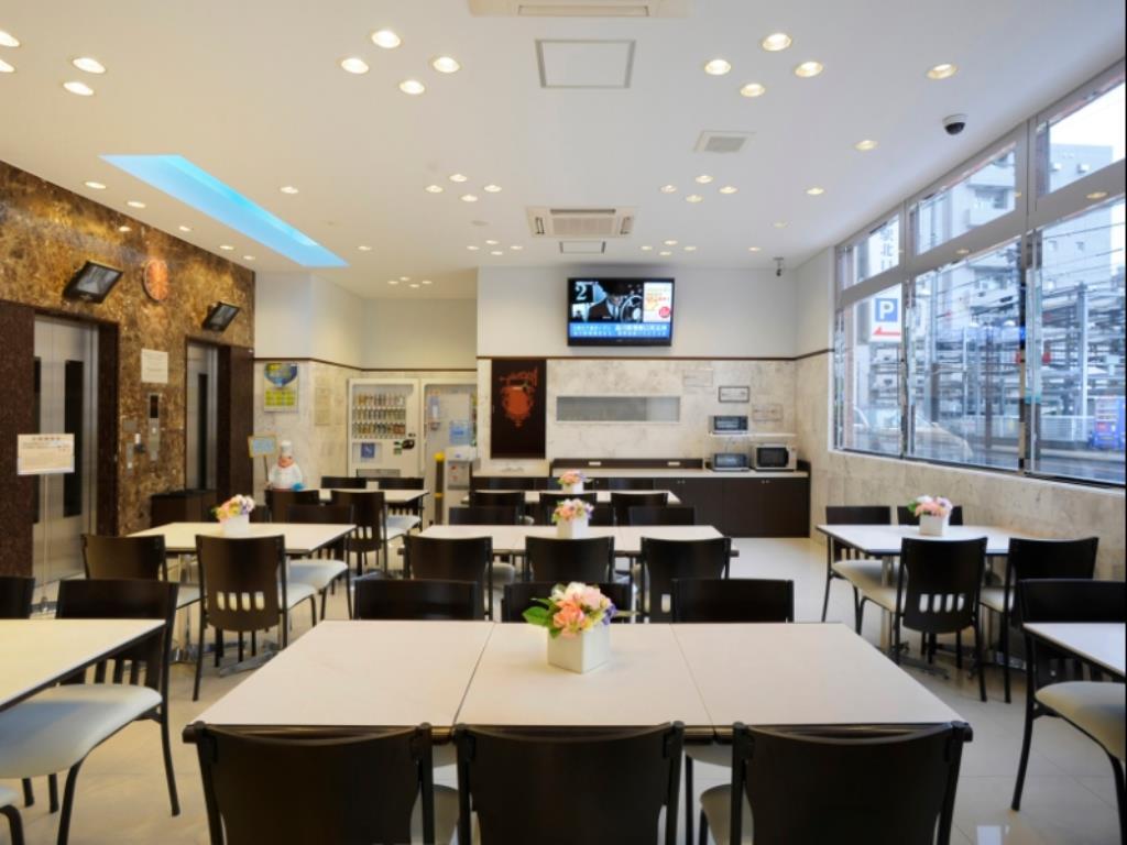 東横イン成田空港のレストラン