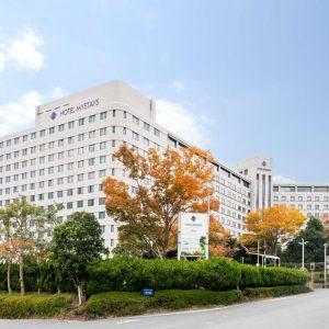 ホテルマイステイズプレミア成田のホテル外観
