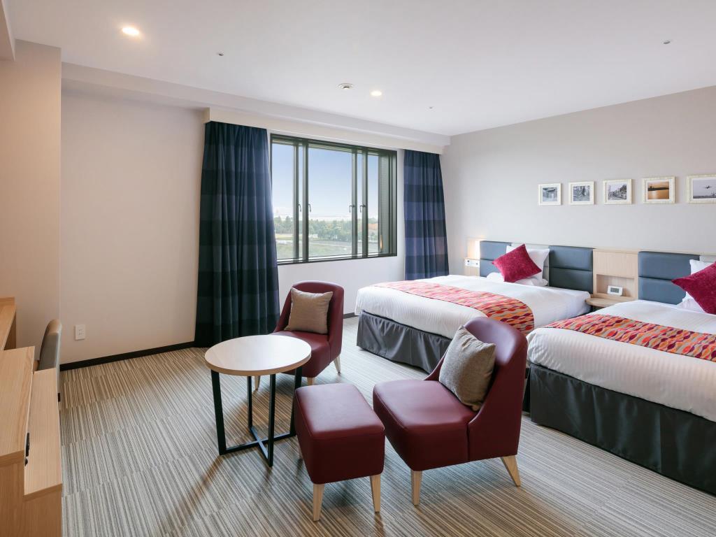 ホテルマイステイズプレミア成田のエグゼクティブツインルーム
