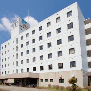 ホテルスカイコート成田のホテル外観
