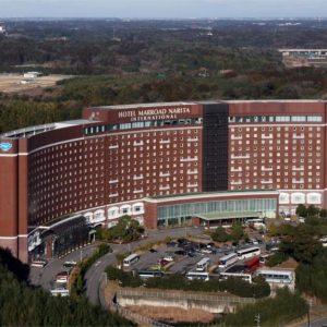 マロウドインターナショナルホテル成田のホテル外観