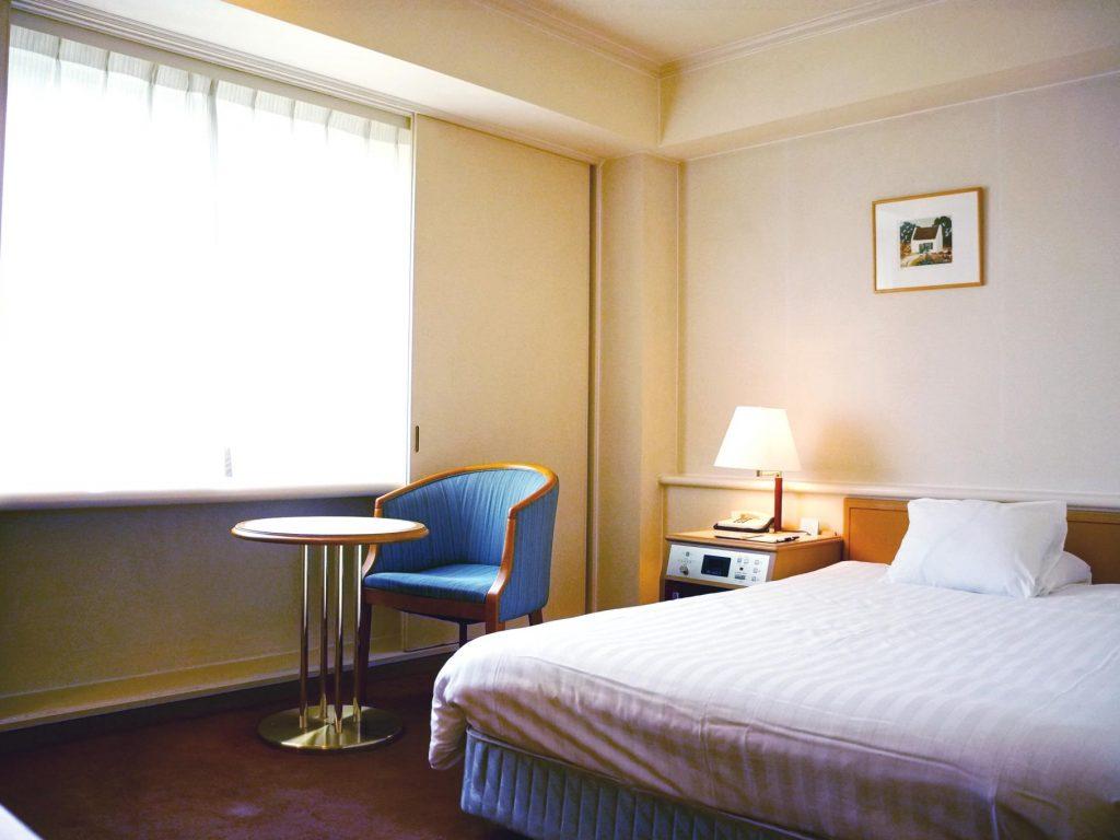 マロウドインターナショナルホテル成田のスタンダードシングルルーム