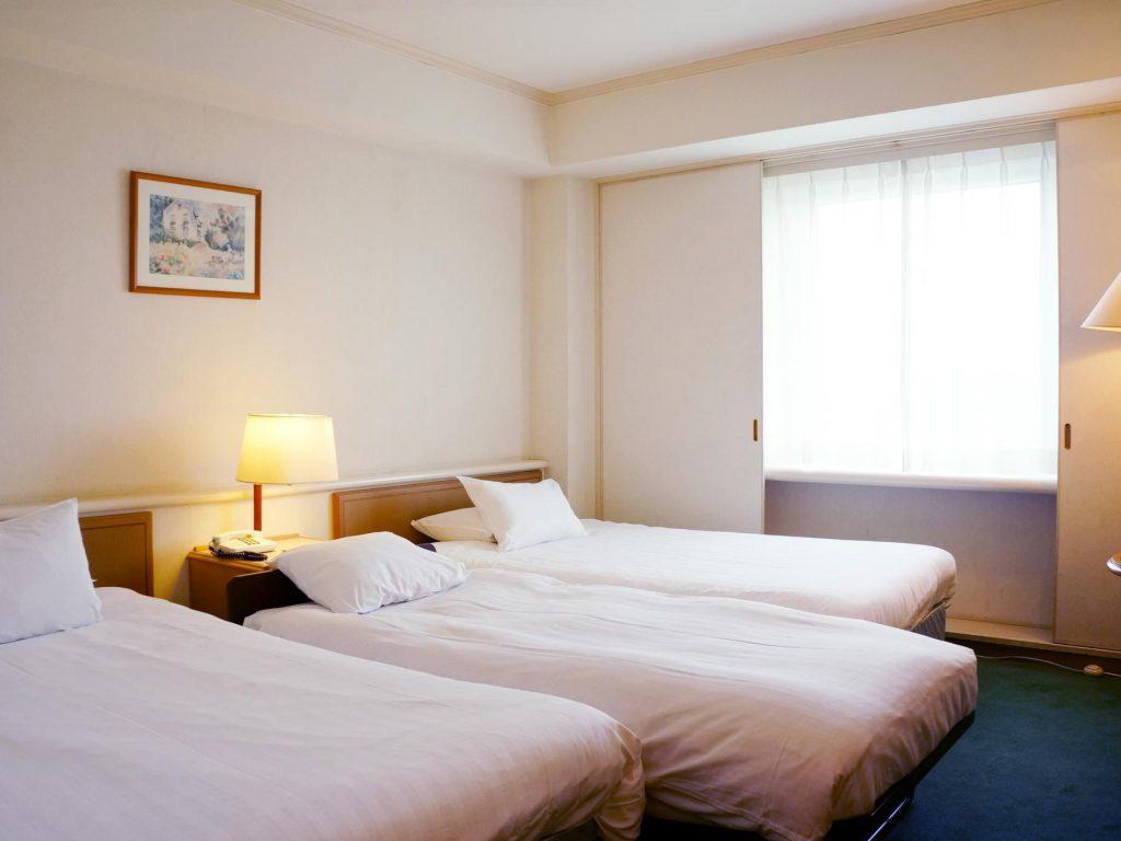 マロウドインターナショナルホテル成田のトリプルルーム