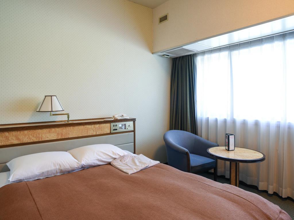 成田ビューホテルのダブルルーム