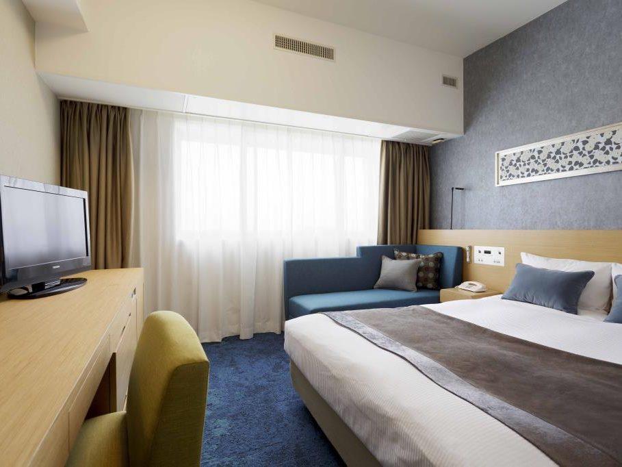 成田ビューホテルのスーペリアダブルルーム