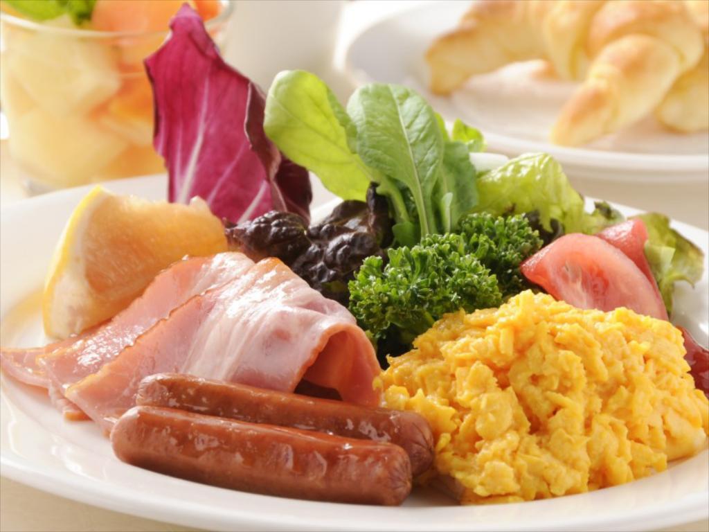 インターナショナルガーデンホテル成田の朝食