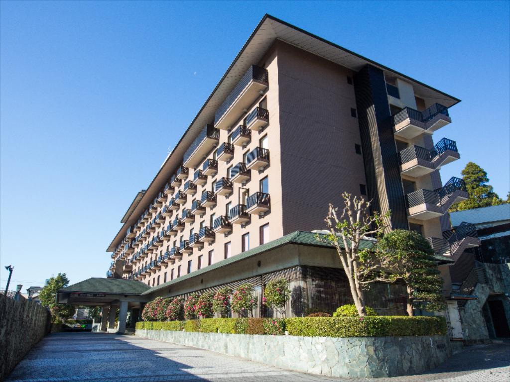 ザ エディスターホテル成田の外観